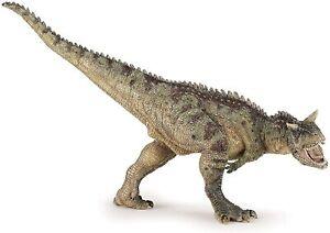 "Jurassic Dinosaur Realistic Model 6.9"" Carnotaurus Rex T-Rex Figure Kid Dino Toy"