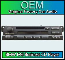 BMW CD player radio stereo BMW 3 Series E46 Business headunit
