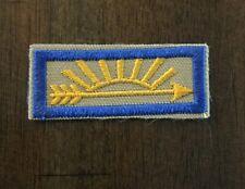 Arrow Of Light Emblem Boy Scout Uniform Badge Patch BSA - New!