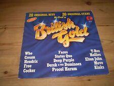 BRITISH GOLD VINYL STEREO LP,ALBUM,VARIOUS ARTISTS.EXCELLENT CONDITION