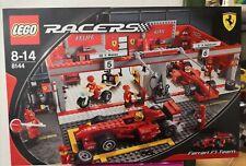 Lego 8144 RACERS FERRARI F1 TEAM