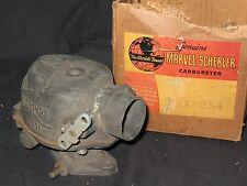 NOS Marvel-Schebler Carburetor TSX-254