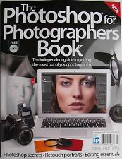 2014 THE PHOTOSHOP FOR PHOTOGRAPHERS BOOK Volume 2 + LOADED CD DISK!