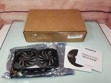 GIGABYTE GV-N1650OC-4GD GeForce GTX 1650 OC 4G Video Card