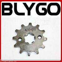 12T Teeth 17mm 420 Chain Front Sprocket Cog PIT TRAIL QUAD DIRT BIKE ATV BUGGY