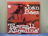 JOAN BAEZ - Joan Baez 6 - Farewell, Angelina - 33 GIRI - LP - VG/VG