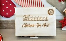 Personalised Christmas Eve Box - Train Design - Small