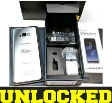 Samsung Galaxy S8+ PLUS G955U1 64GB Arctic Silver (FACTORY UNLOCKED) ❖O/B❖