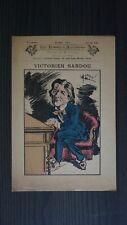 SARDOU VICTORIEN (1831-1908) - AUTEUR DRAMATIQUE - GRAVURE ORIGINALE XIXEME