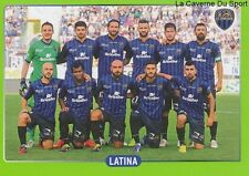 619 SQUADRA TEAM ITALIA LATINA CALCIO STICKER CALCIATORI 2015 PANINI