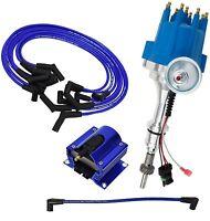 Ford SB Windsor Pro Series R2R Distributor 289/302W, V8 8.0mm Spark Plug Kit