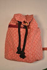 Handmade Backpack, Hardwearing Fabric, Lots of Pockets, Fully Lined, Free P&P
