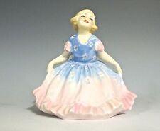 "Rare Royal Doulton - Daisy HN1575 - 3 5/8"" High serie child study (#676)"