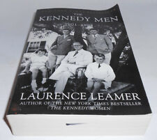 The Kennedy Men, 1901-1963 : The Laws of the Father by Laurence Leamer (2002, Pa