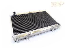 Mise à niveau alliage radiateur 200sx SR20DET s14 s14a s15 direct fit for oem carénage du ventilateur