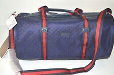 New Gucci small 311028 GG Guccissima Barrel Boston Duffle Gym Purse Bag