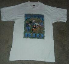 1998 Diamond Rio T Shirt White Size L Tour shirt
