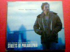 "BRUCE SPRINGSTEEN - MAXI CD ""STREETS OF PHILADELPHIA"""