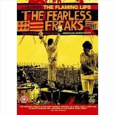 THE FLAMING LIPS - THE FEARLESS FREAKS NEW DVD