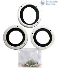 Trim Rings or Bezels for Roll Bar for Shelby Cobra Kit Car or Street Rod