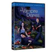 The Vampire Diaries Stagione 3, (5 DVD) Sigillato
