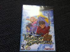 Tales of Symphonia  (Nintendo GameCube, 2004)BRAND NEW FACTORY SEAL