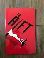 Rift vol 1 TPB contains 1 -4 112 pages Red 5 Comics