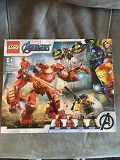 Lego 76164 Marvel Super Heroes Avengers Iron Man Hulkbuster vs. A.I.M. agente Set