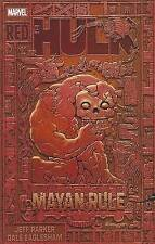 Red Hulk: Mayan Rule by Jeff Parker, Dale Eaglesham (Paperback, 2012)
