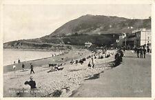 More details for irish vintage postcard bray head & seashore, co. wicklow, ireland (1947).