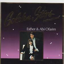 Esther & Abi Ofarim  ( Golden Stars International ) RARE CD