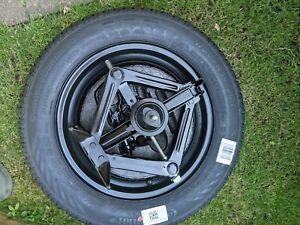 Ford Fiesta (4 Stud) 175/65 R14 86T Spare Wheel and Jack Unused, Brand New Item