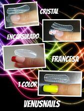 24 Moldes Dual System Form YsNails Uñas Acrílicas&Gel Nail Art Manicura 5€