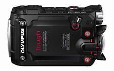 "Olympus Tg-TRACKER Action Caméra WLAN GPS 1,5"" 4k Vidéo Noir-Excellent état!"