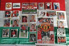 Set completo Manchester United 2006 2007 panini 216 figurine CRISTIANO RONALDO &