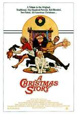 A CHRISTMAS STORY Movie POSTER B 27x40 Zack (Zach) Ward Leslie (Les) Carlson