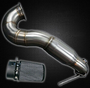 Stage 2+ Mercedes Benz C117 W176 CLA45 A45 AMG 2013-2018 INTAKE & DOWNPIPE