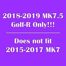 Legit Speed Desgins VW 2018-2019 Mk7.5 Golf-R Custom Front License Plate