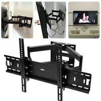 """Full Motion TV Wall Mount Bracket for 30 32 42 47 50 55 56 60 65 70 80"""" LED LCD"""