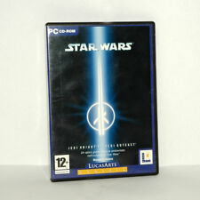 Star Wars Jedi Knight II per PC Windows 95 98 ME 2000 XP video gioco azione CD