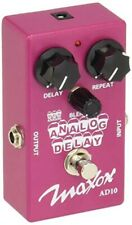 Maxon AD10 Analog Delay Guitar Effects Pedal New Free Shipping