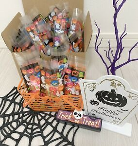 Halloween DAGASHI Candy 2pieces x 30set Trick or treat petit gift japanese box