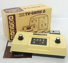 COLOR TV GAME 6 Console System Boxed CTG-6S Nintendo Tested JAPAN Ref 1055740