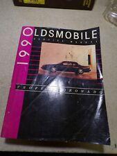 1990 Oldsmobile Trofeo Toronado GM Service Manual *FREE SHIPPING*