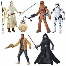 Star Wars The Force Awakens The Black Series 6-Inch Action Figures Wave 1 Case