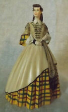 "Franklin Mint Figurine Gone With The Wind ""Business Woman"""