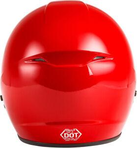 G-Max OF-2 Open Face Helmet Motorcycle Street Bike