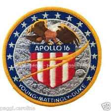 Patch N1 NASA missione Apollo 16 Toppa Patch senza velcro