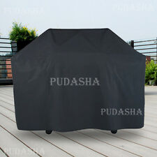 57'' Width Waterproof BBQ Cover Garden Patio Gas Barbecue Grill Protection PQ5AB