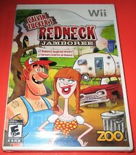 Calvin Tucker's Redneck: Jamboree Nintendo Wii *New! *Sealed! *Free Shipping!